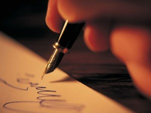 scriere