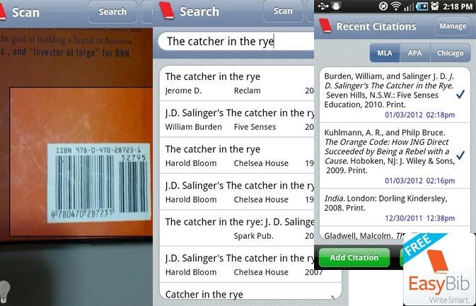Aplicatii inteligente de smartphone pentru studenti